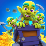 Gold and Goblins Mod Apk 1.8.1 (Unlimited Gems, Money)