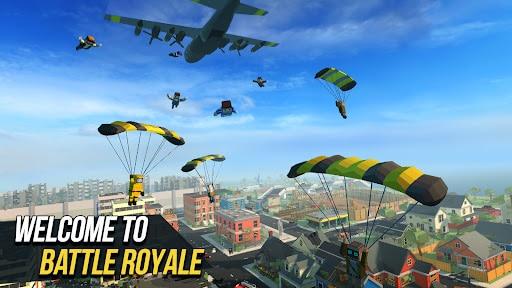 Grand Battle Royale Pixel FPS Apk Mod 1