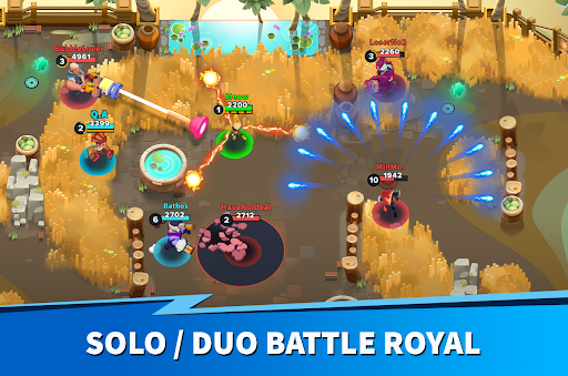 Heroes Strike – Modern Moba amp Battle Royale Apk Mod 1