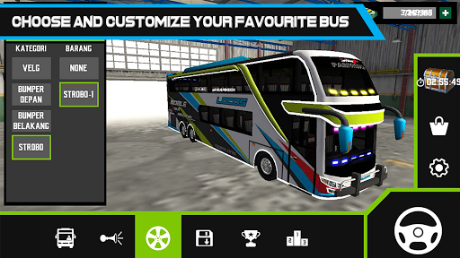 Mobile Bus Simulator Apk Mod 1