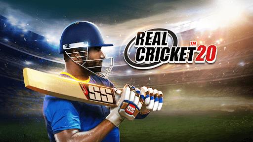 Real Cricket 20 Apk Mod 1