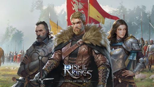 Rise of the Kings Apk Mod 1