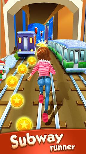 Subway Princess Runner Apk Mod 1