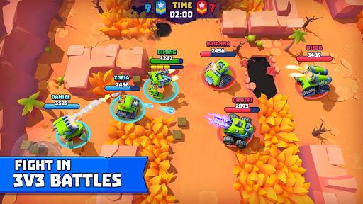 Tanks a Lot – 3v3 Battle Arena Apk Mod 1