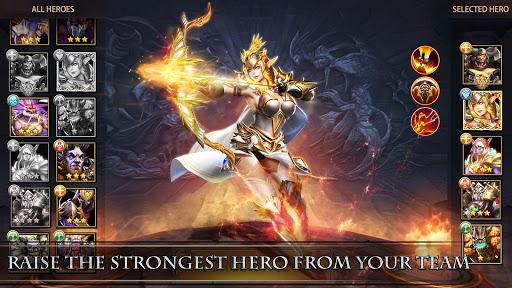 Trials of Heroes Idle RPG Apk Mod 1