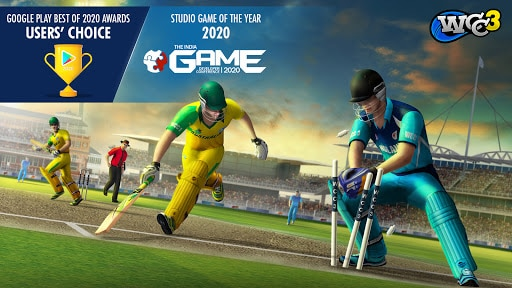 World Cricket Championship 3 – WCC3 Apk Mod 1